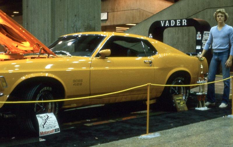 Montréal Mustang dans le temps! 1981 à aujourd'hui (Histoire en photos) 1981mm28