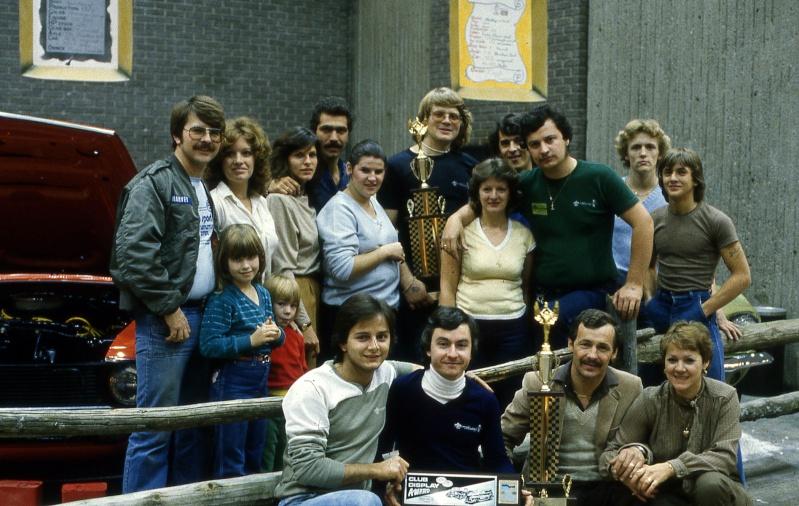 Montréal Mustang dans le temps! 1981 à aujourd'hui (Histoire en photos) 1981mm29