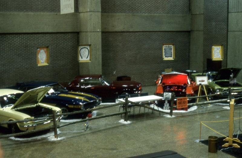 Montréal Mustang dans le temps! 1981 à aujourd'hui (Histoire en photos) 1981mm31