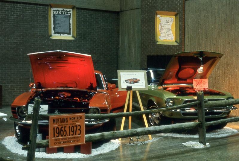 Montréal Mustang dans le temps! 1981 à aujourd'hui (Histoire en photos) 1981mm32