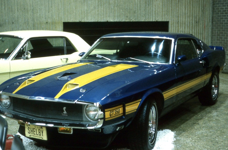 Montréal Mustang dans le temps! 1981 à aujourd'hui (Histoire en photos) 1981mm34