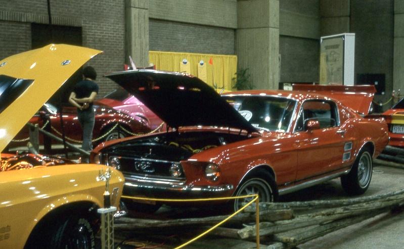 Montréal Mustang dans le temps! 1981 à aujourd'hui (Histoire en photos) 1981mm35