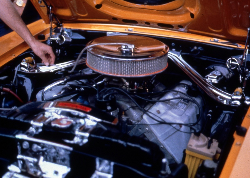 Montréal Mustang dans le temps! 1981 à aujourd'hui (Histoire en photos) 1981mm36