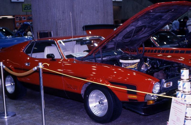 Montréal Mustang dans le temps! 1981 à aujourd'hui (Histoire en photos) 1981mm37