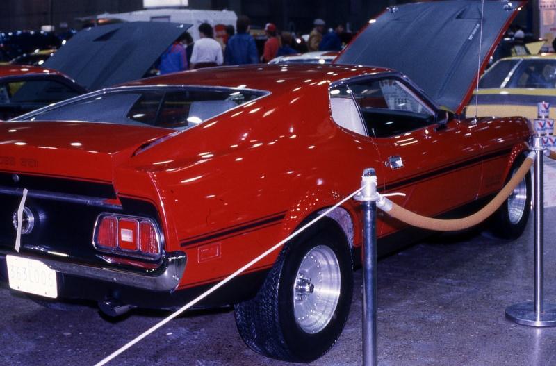 Montréal Mustang dans le temps! 1981 à aujourd'hui (Histoire en photos) 1981mm38