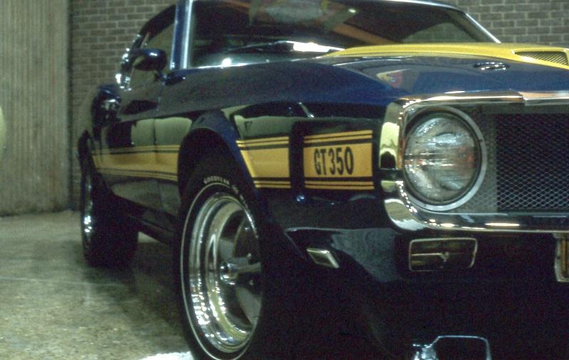 Montréal Mustang dans le temps! 1981 à aujourd'hui (Histoire en photos) 1981mm40