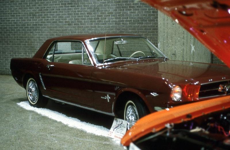 Montréal Mustang dans le temps! 1981 à aujourd'hui (Histoire en photos) 1981mm41
