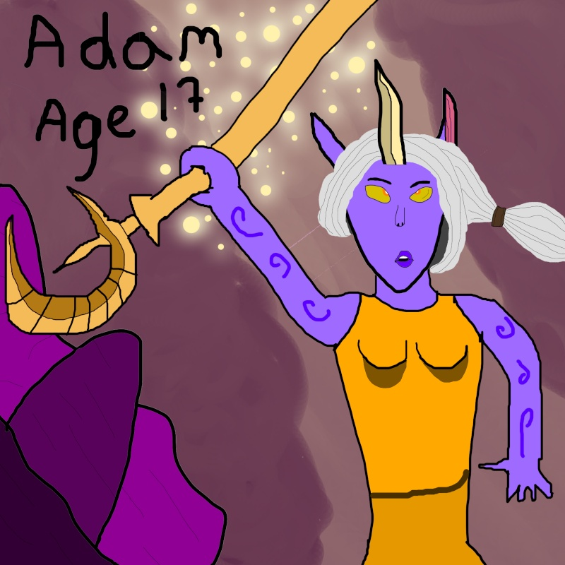 My League of Legends Artwork Soraka10