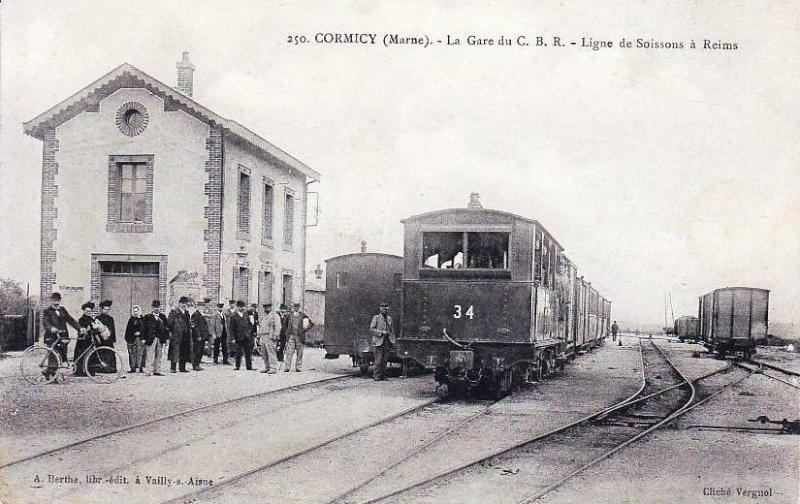 Cormicy, le CBR Cbr10