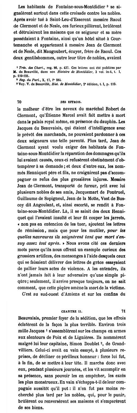 Guillaume de Sapigneul... et la Jacquerie (1358) Guilla10