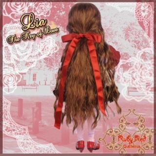 """[VENTE] """"Lia"""" de Ruby Red Galléria - Prix Négociable ! Da001111"""