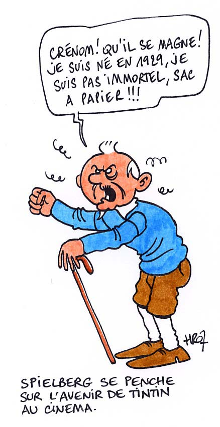 Hello, bonjour, avé - Page 8 Tintin10