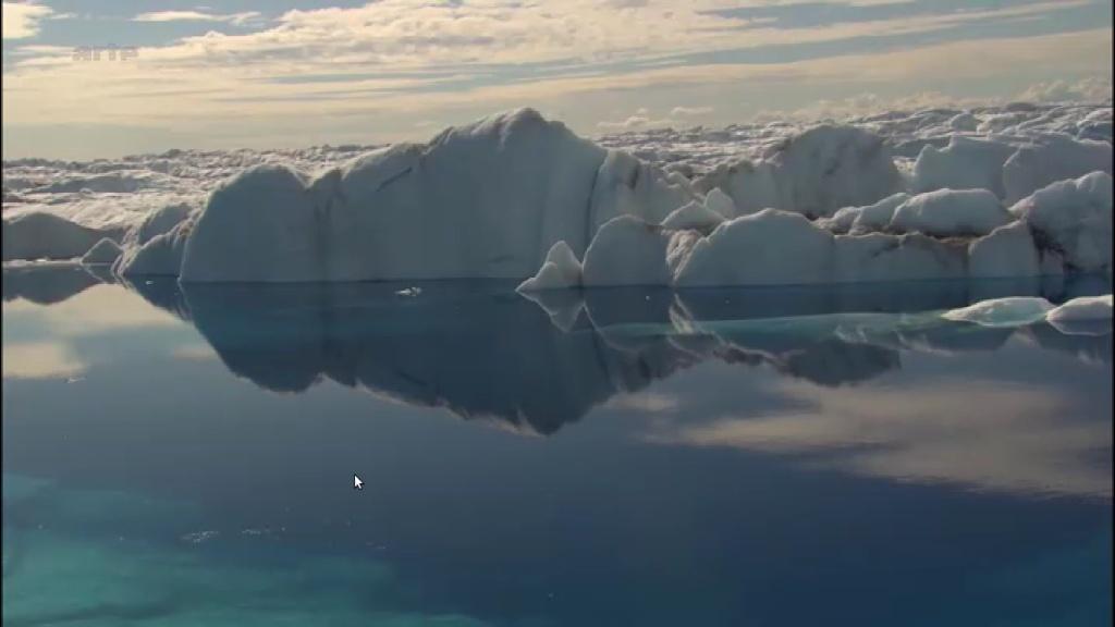 [climat - documentaire] Glaciers et naissance des icebergs Captur15