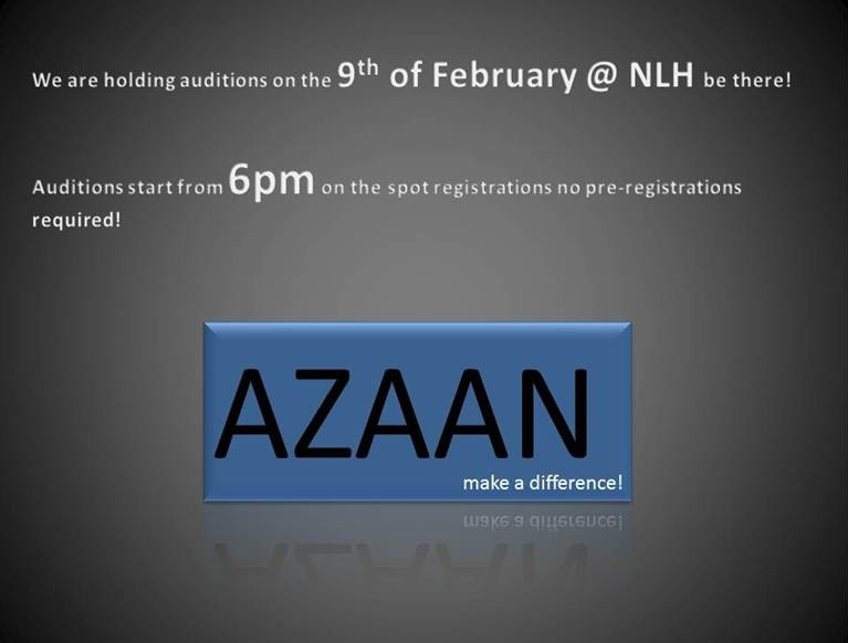 AZAAN : For a cause Slide212