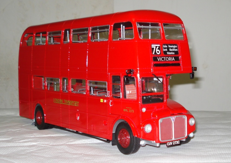 London Bus Dsc05411
