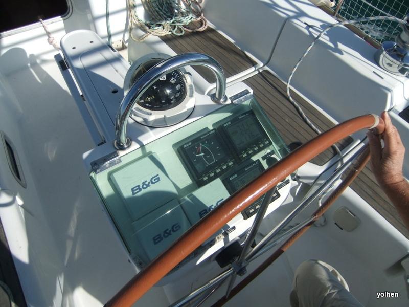 [Résolu] Problème pilote Raymarine ST6001+ Dscf8610