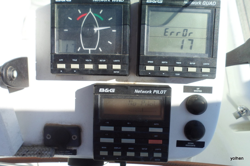 [Résolu] Problème pilote Raymarine ST6001+ Sam_0210