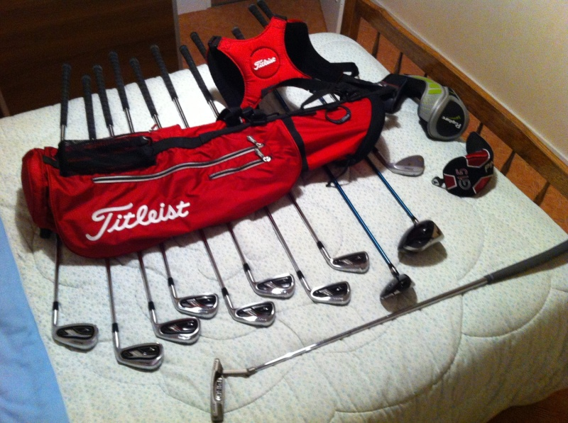 [VENDU] Sac de golf complet Mizuno/Titleist/Ping Image_10