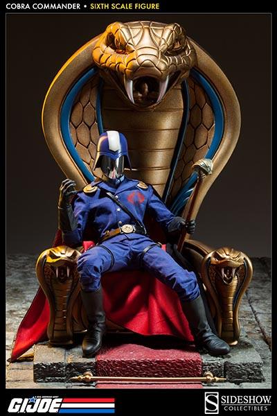 Cobra Commander Sideshow 1:6 03_cc10