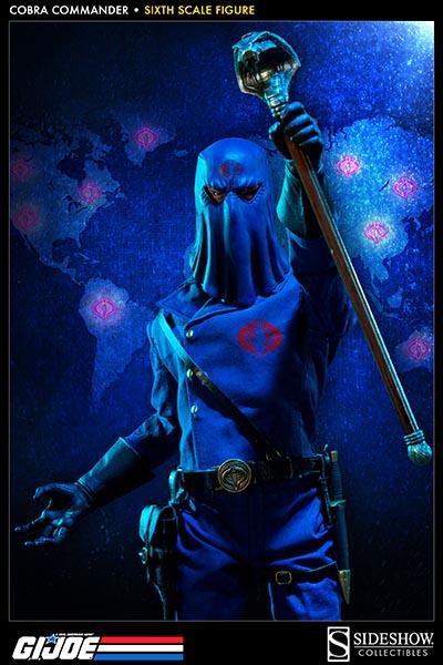 Cobra Commander Sideshow 1:6 05_cc10