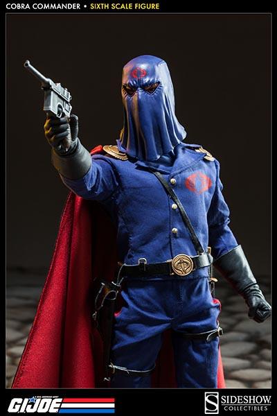 Cobra Commander Sideshow 1:6 10013411