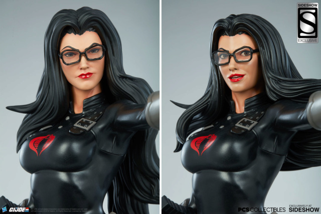 Sideshow Baroness Statue by Pop Culture Shock Barone16
