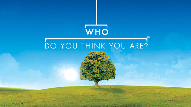 Who do you think you are (BBC ONE) B007t510