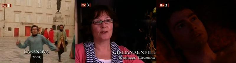 The Story of the Costume Drama (ITV3) David10