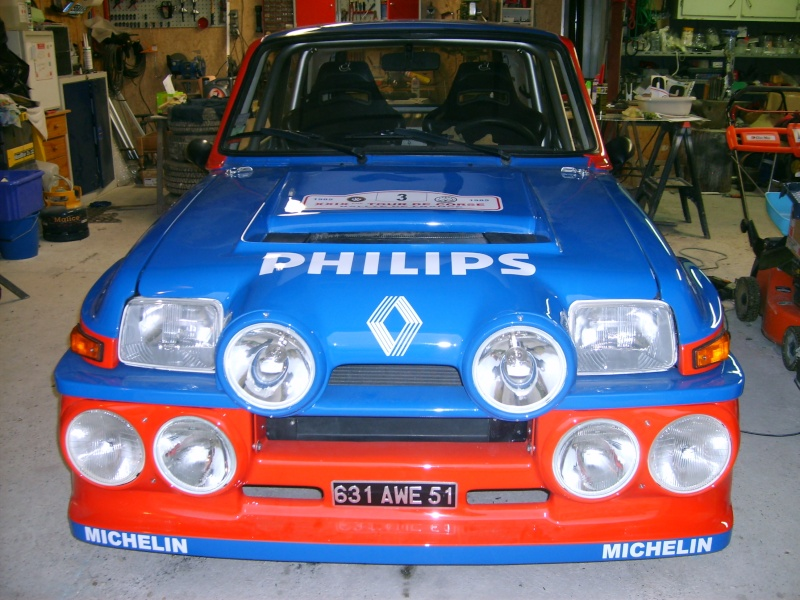 ma turbo2 en maxi philips ( 2 ans de travail ) S5004711