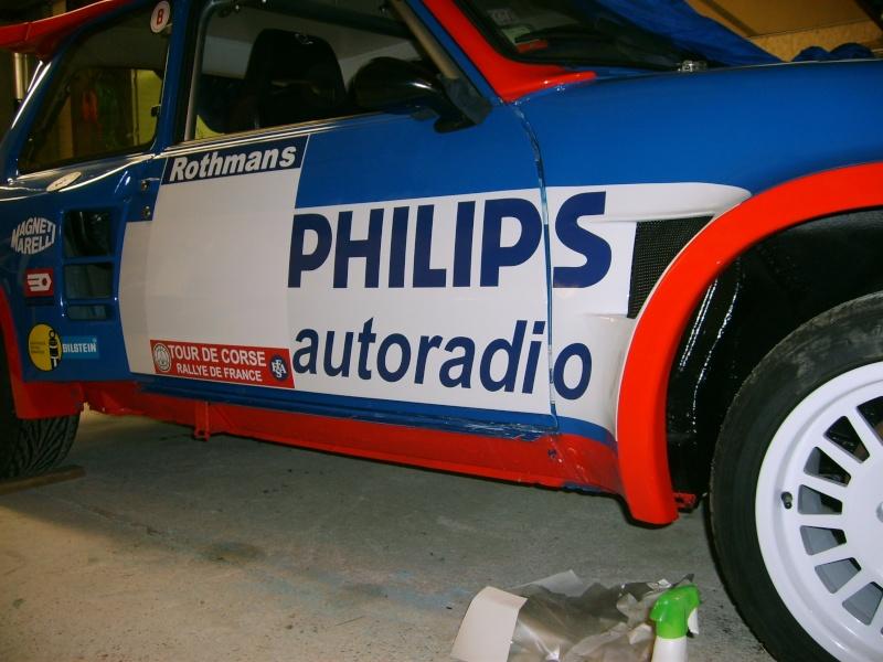 ma turbo2 en maxi philips ( 2 ans de travail ) S5004714