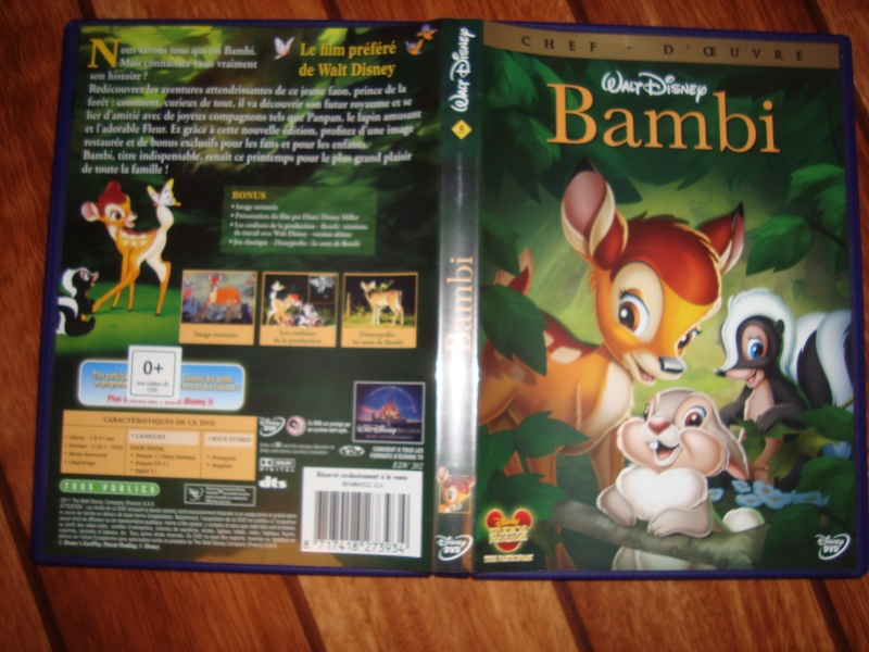 [BD + DVD] Bambi (2 mars 2011) - Page 15 Dsc09710