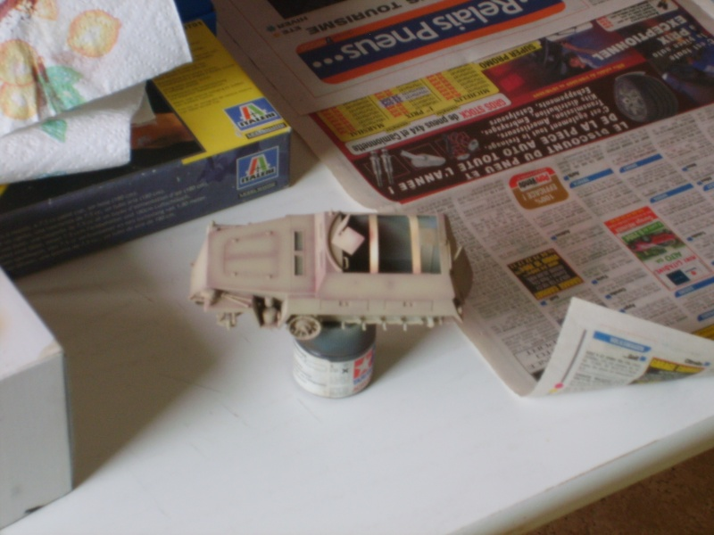 250/1 neu capture version ambulance S5001613