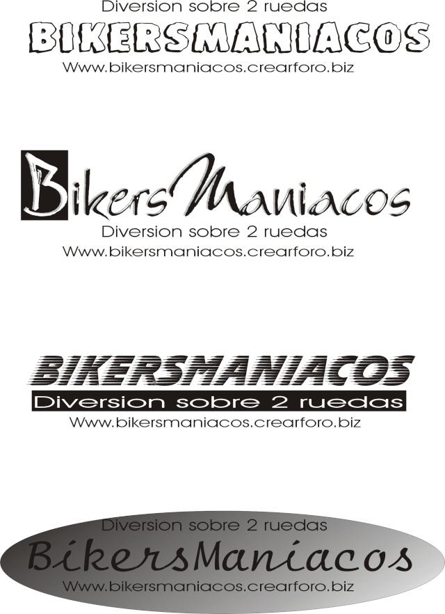 Posibles Logos Bikers10