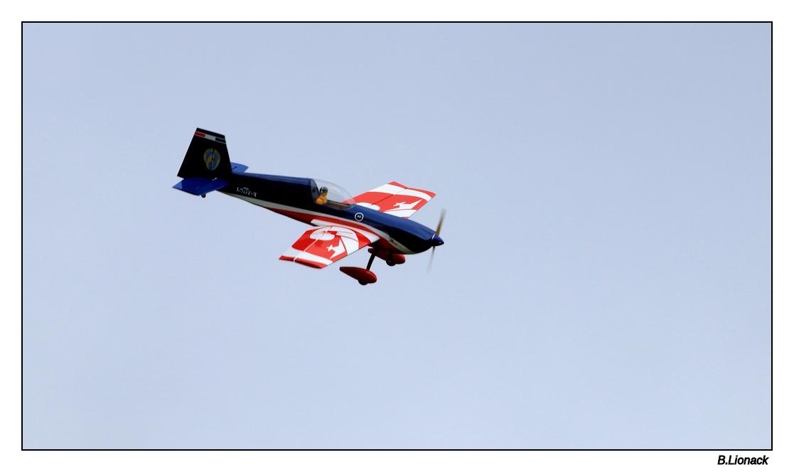 Rassemblement d'aéromodélistes à Morbier Aero0110