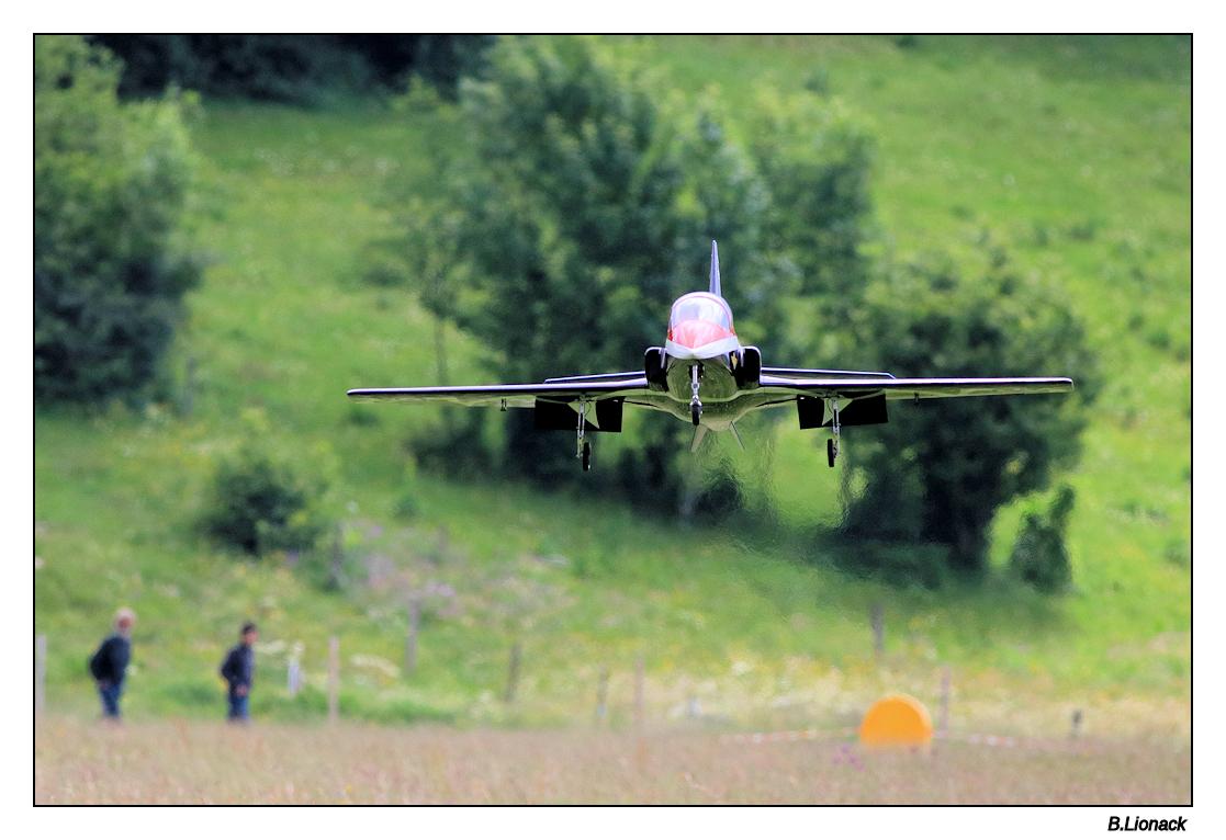 Rassemblement d'aéromodélistes à Morbier Aero0310