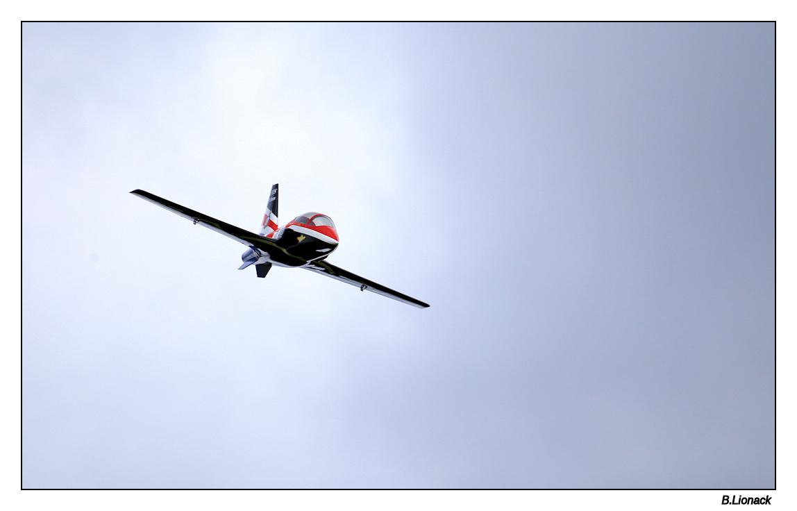 Rassemblement d'aéromodélistes à Morbier Aero0610