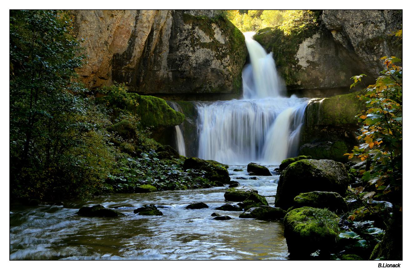 Cascade de la Billaude (Jura) Billau10