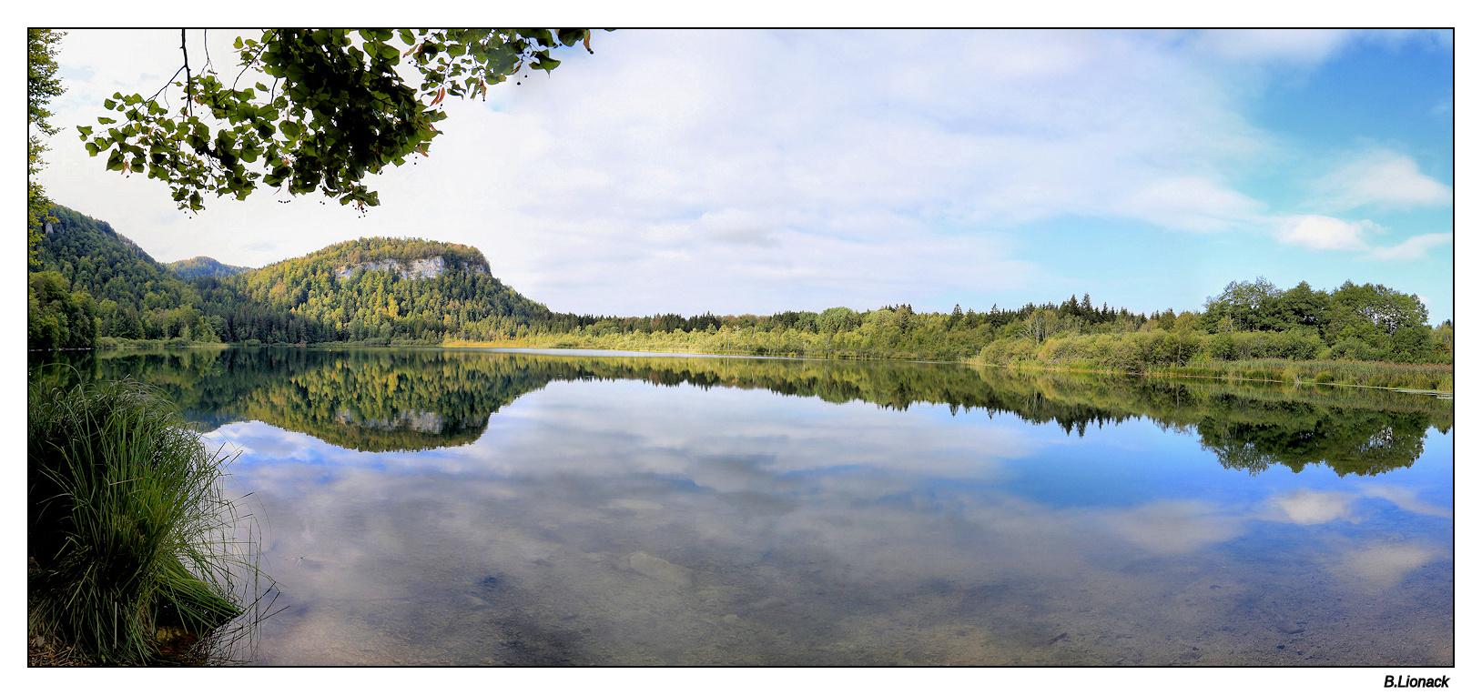 Le lac de Bonlieu Bonlie10