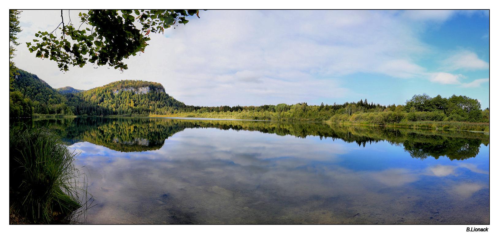 Le lac de Bonlieu Bonlie11