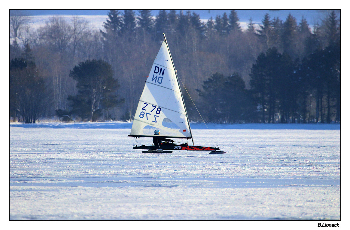 "Rencontre de ""Ice sailing"" Ice0311"
