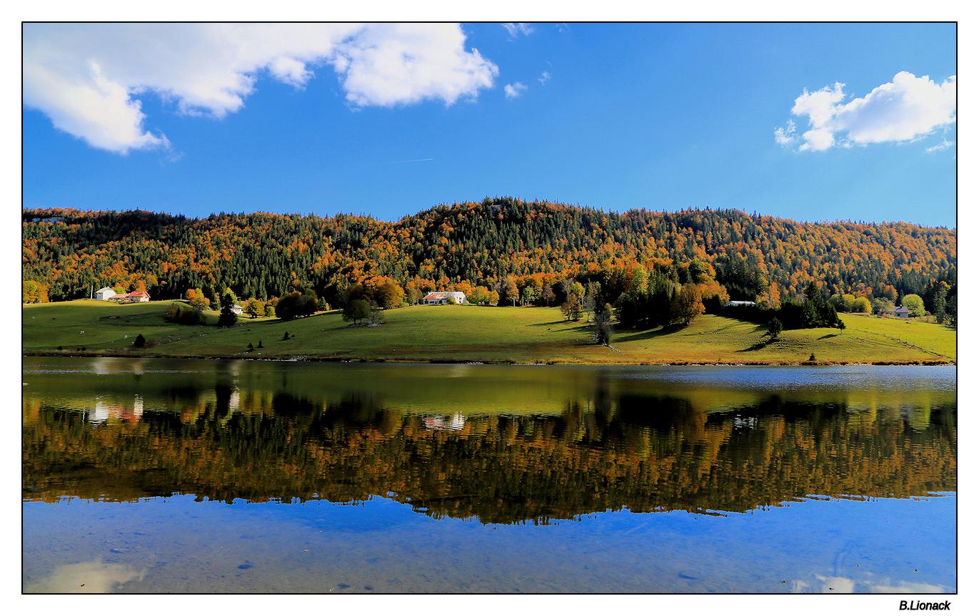 Le petit lac à côté de chez moi Lac0110