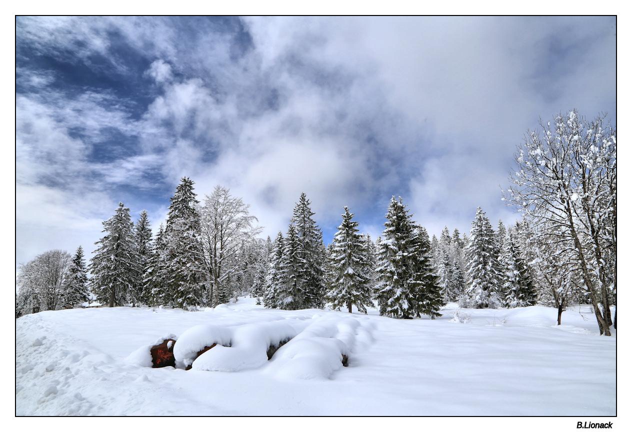 L'hiver tire ses dernières cartouches Neige11