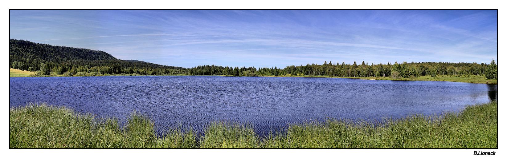Lac de Bellefontaine Panobe10