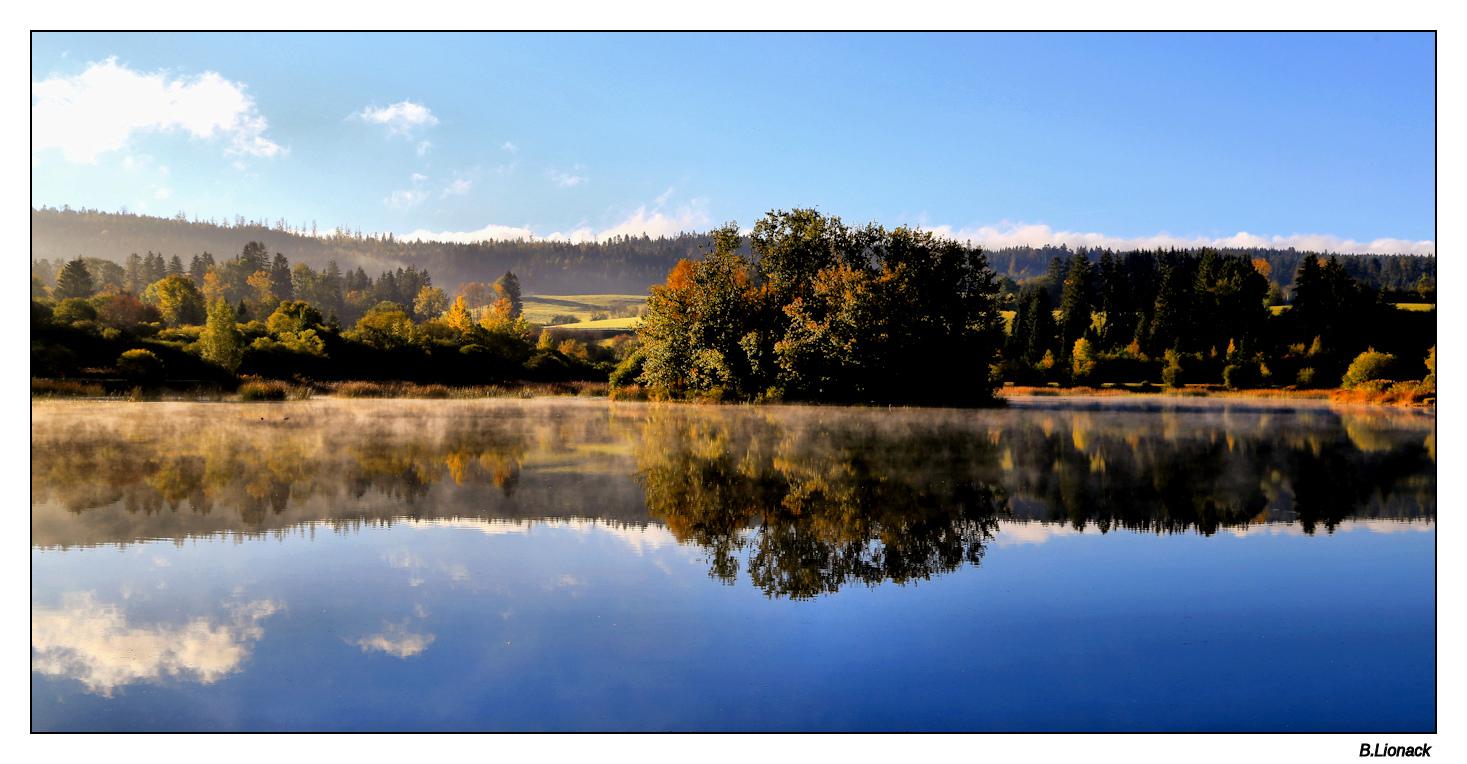 Lac de Remoray Remora10