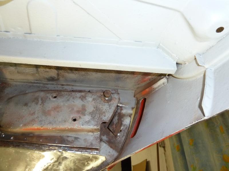 denis du bas rhin et sa Karmann Ghia de 73 sortie de grange - Page 12 P1090813
