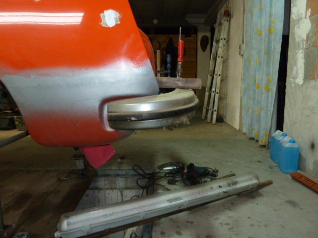 denis du bas rhin et sa Karmann Ghia de 73 sortie de grange - Page 12 P1100012