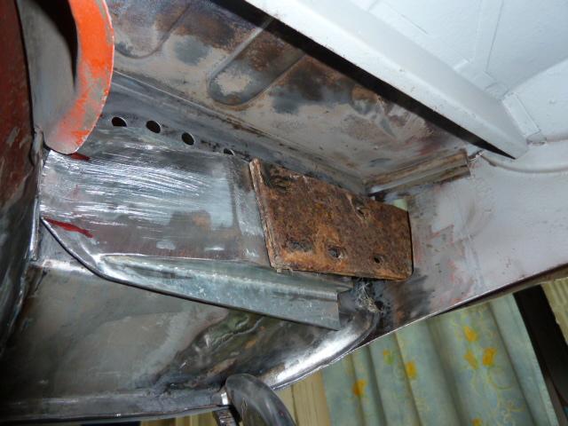 denis du bas rhin et sa Karmann Ghia de 73 sortie de grange - Page 12 P1100013