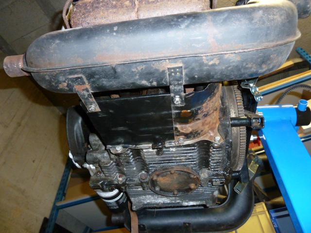 denis du bas rhin et sa Karmann Ghia de 73 sortie de grange - Page 12 P1100014