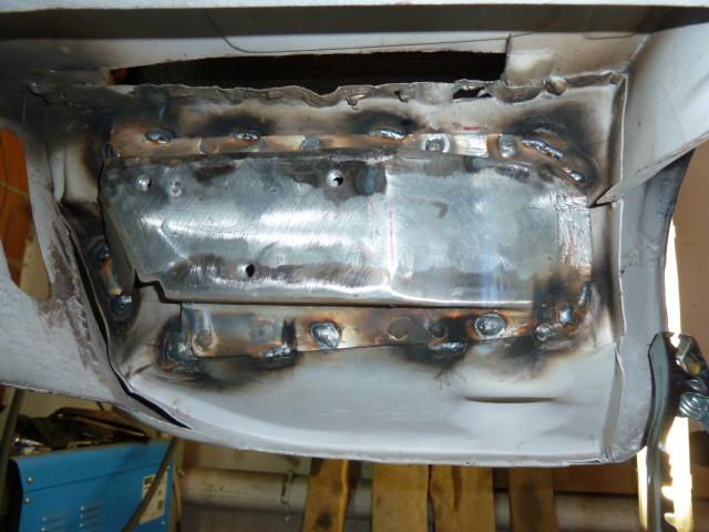denis du bas rhin et sa Karmann Ghia de 73 sortie de grange - Page 12 P1100113