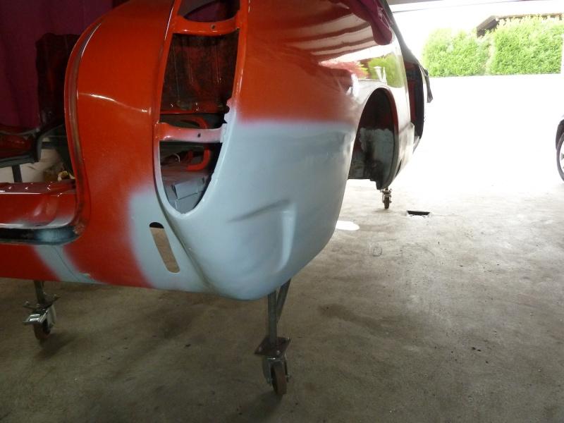 denis du bas rhin et sa Karmann Ghia de 73 sortie de grange - Page 12 P1100118